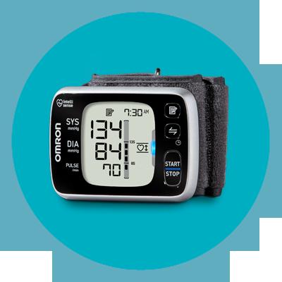 Omron 10 Series BP653 Wrist Blood Pressure Monitor