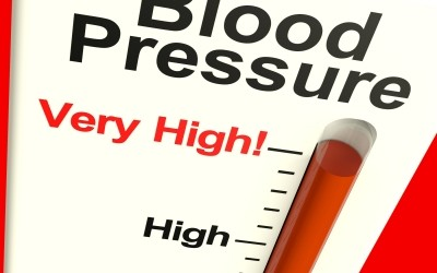 What causes High Blood Pressure (Hypertension)