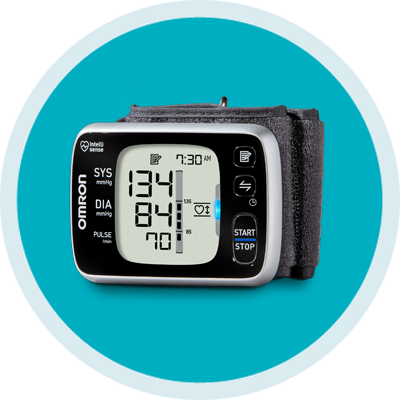 Omron 10 Series BP653 Wrist Blood Pressure Monitor